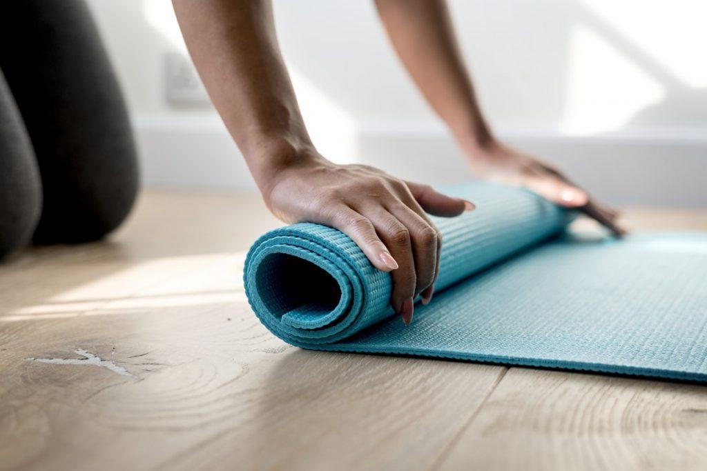 yoga - wellness benefits of cannabis