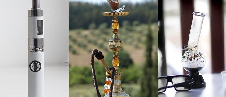 Array of paraphernalia - cannabis culture