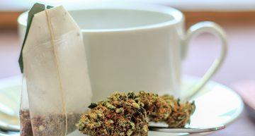 Marijuana Tea: Daily Goodness in a Cup