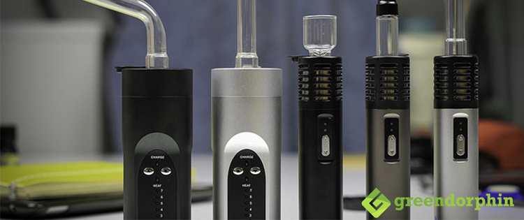 Arizer Air and Solo Portable Vaporizers