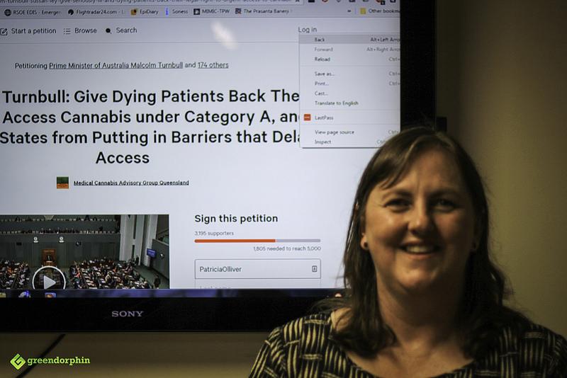 Lanai Carter - Medical Cannabis Advocate
