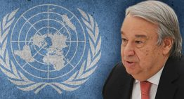UN Appoints Pro Legalization Secretary General – Antonio Guterres