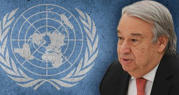 UN Appoints Pro Legalization Secretary General – Antonio Guterres