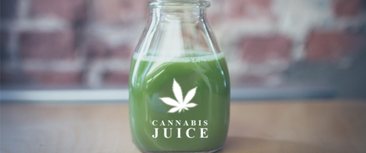 marijuana juicing