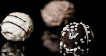 Get High in Love with Cannabis Chocolate Truffles