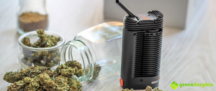Vaporizers are devices that heat ground Cannabis flowers and concentrates to temperatures below their ignition point.