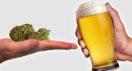 Marijuana Sales Overtake Alcohol for the First Time