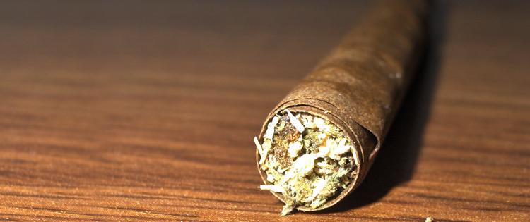marijuana blunts