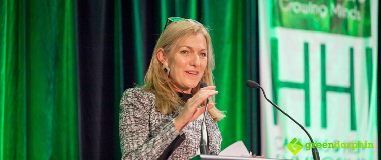 MP Fiona Patten - Hemp Health Innovation Expo in Sydney
