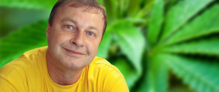 Guenter Weiglein: Portrait of A Pioneering German Cannabis Patient