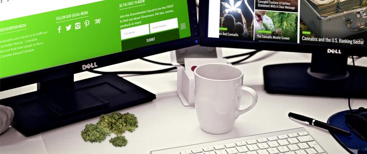 German press on cannabis