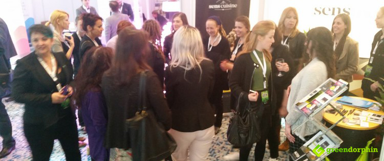 Women In Weed At The International Cannabis Business Conference (ICBC) in Berlin