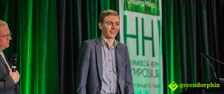 A Powerful Young Leader, Ben Oakley Fighting for Medicinal Cannabis in Australia