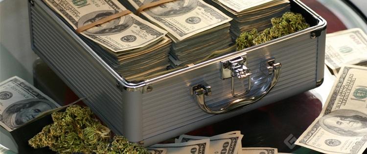 Canadian Black Market - cannabis & money