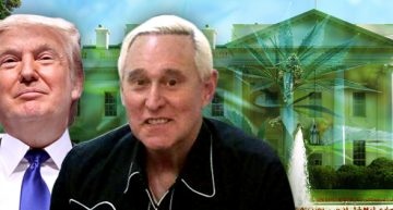 Roger Stone Reminds President Trump About His Promise on Cannabis