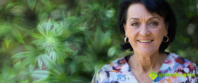 Deb Lynch - Secretary of Medical Cannabis Users Association of Australia has been Arrested on Cannabis Charges