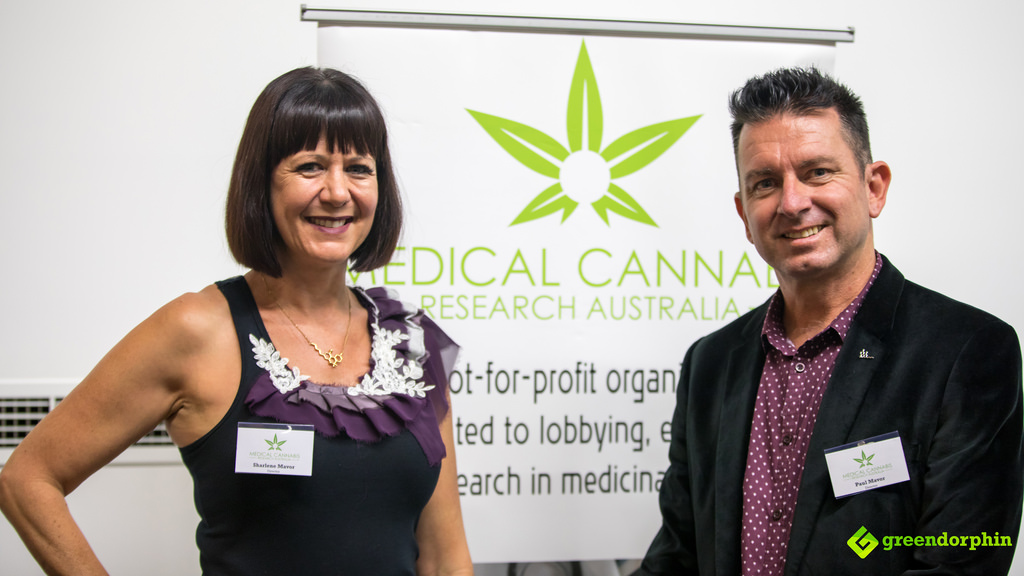 Sharlene & Paul Mavor - Medicinal Cannabis for Health Professionals