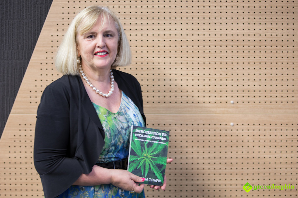 Dr Teresa Towpik - Introduction to Medicinal Cannabis