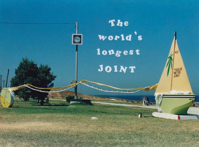 World's Longest Joint - 12m