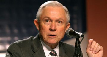 AG Sessions Admits That There are Benefits from Medical Marijuana
