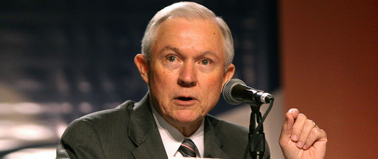 Jeff Sessions - United States Losing Out on the $30 Billion Medical Marijuana Industry
