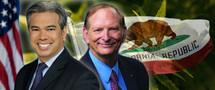 Rob Bonta & Bill Quirk proposed the Assembly Bill 2069 to prevent Discrimination Marijuana Patient Employees