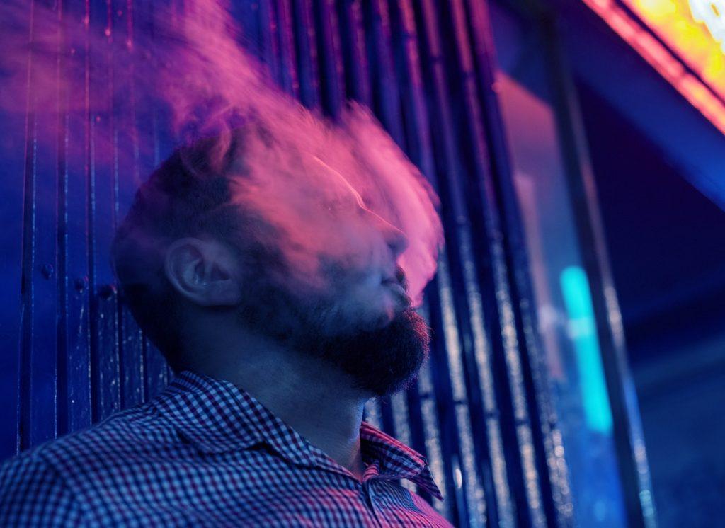 Smoking Cannabis and Lung Health