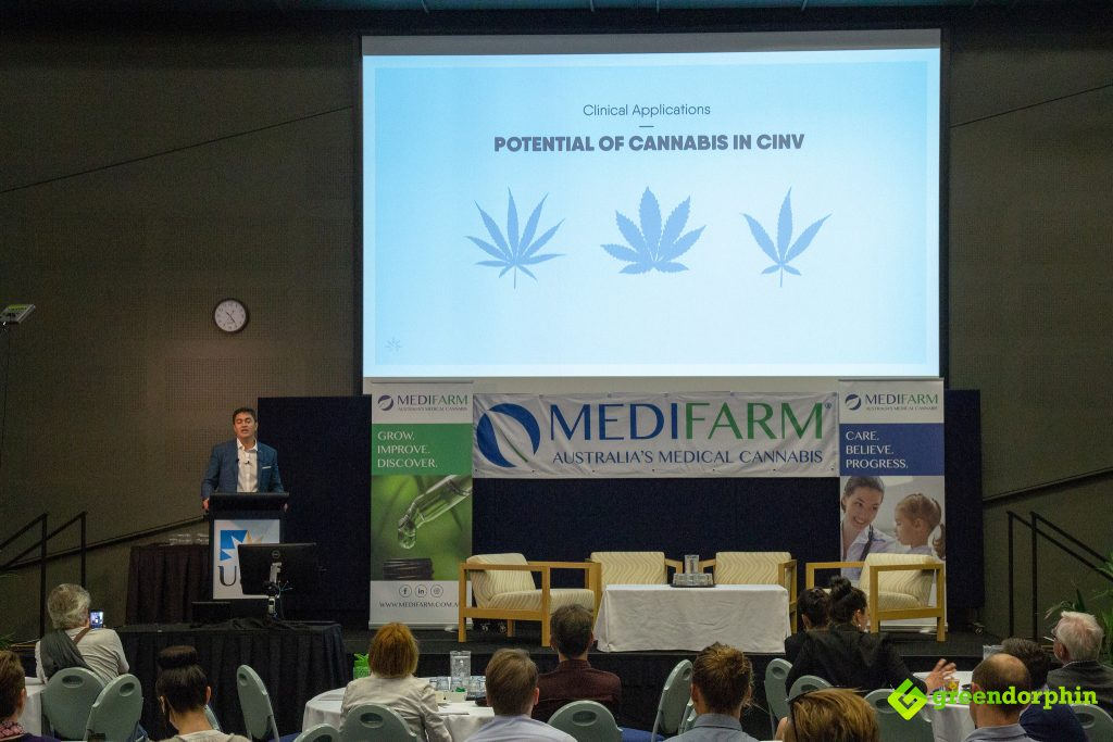 Dr John Teh - MEDIFARM Medical Cannabis Event