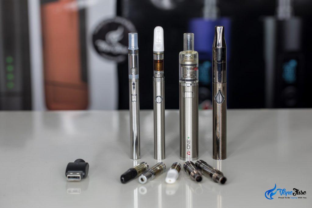 Disposable dab pens / smoke pens
