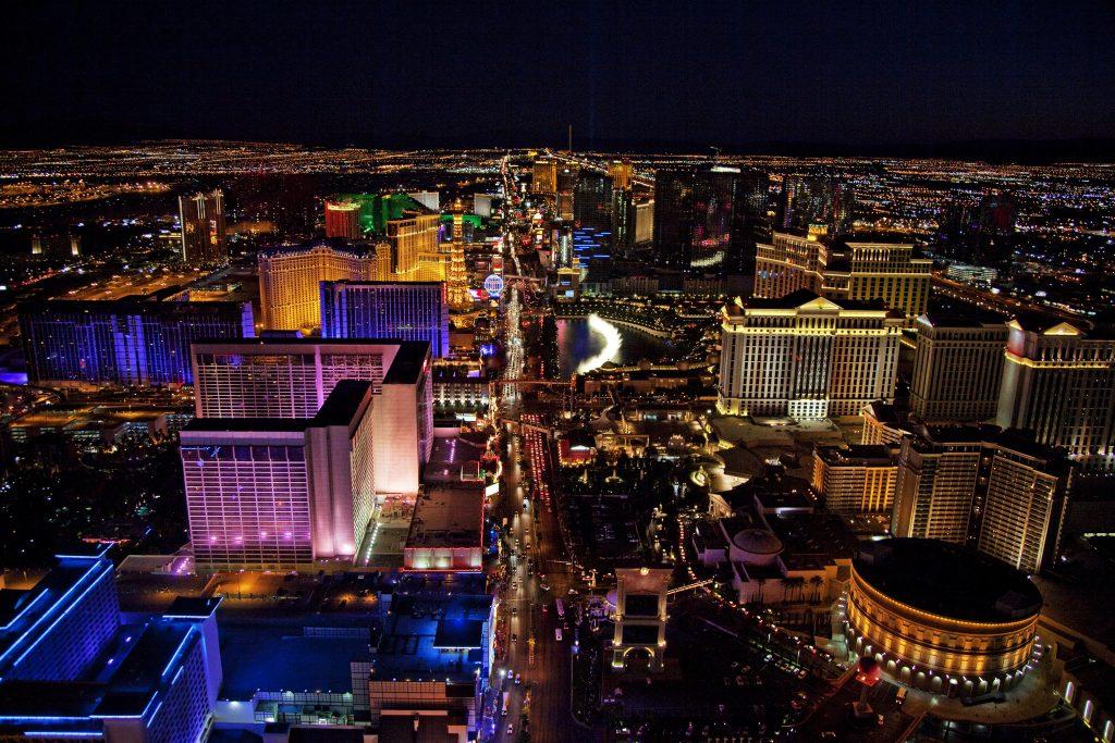 Strip - Las Vegas capital of Marijuana