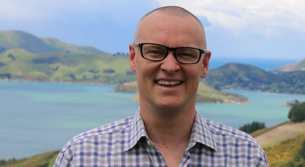 David Clark Minister of Health