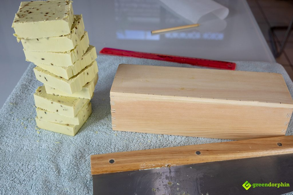 cutting soaps