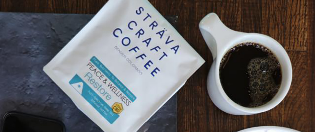 Sträva Craft Hemp Oil Infused Coffee