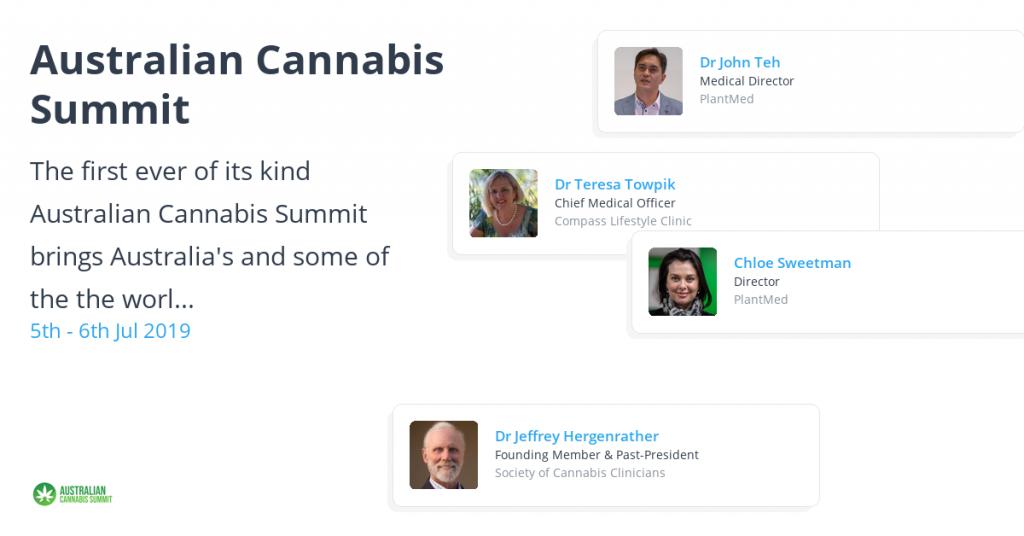 Australian Cannabis Summit