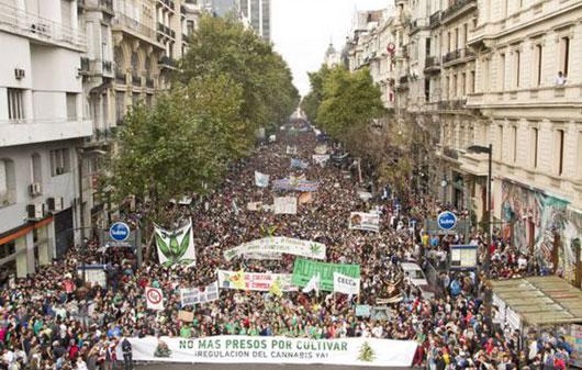 Marcha de la Marihuana