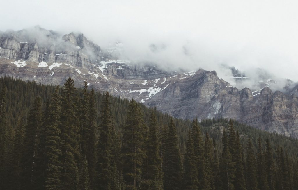 Vacationing in Canada - Banff National Park