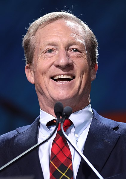 Tom Steyer - Presidential candidates 2020
