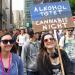 Global Marijuana March In Frankfurt Germany